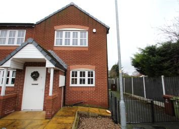 2 bed semi-detached house for sale in Rosa Court, Pontefract, West Yorkshire WF8