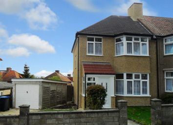 Thumbnail 3 bed semi-detached house to rent in Wakemans Hill Avenue, London