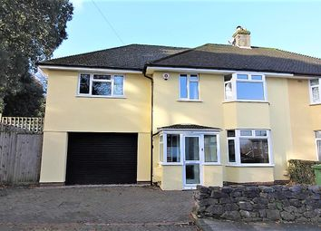4 bed semi-detached house for sale in Great Berry Road, Plymouth PL6