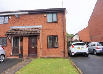 Thumbnail 2 bed end terrace house for sale in St. Georges Road, Dudley