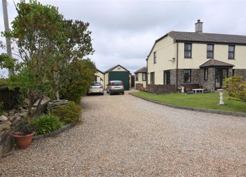 Thumbnail 4 bed semi-detached house for sale in Baldhu, Truro