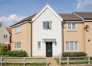 Thumbnail 3 bed end terrace house for sale in Buttercup Walk, Red Lodge