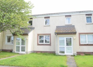 Thumbnail Terraced house to rent in Easter Road, Kinloss, Moray