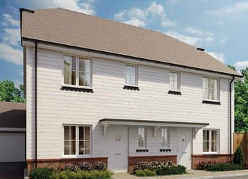 Thumbnail 3 bedroom semi-detached house for sale in Bersted Park, Bersted