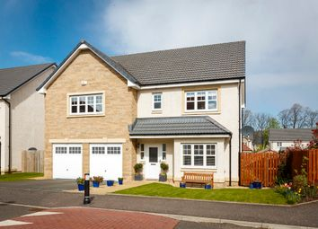 Thumbnail 5 bed detached house for sale in Rutherford Drive, Lenzie, Kirkintilloch, Glasgow