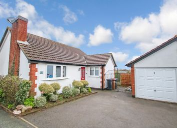Thumbnail 3 bed detached bungalow for sale in Main Street, Higham-On-The-Hill, Nuneaton