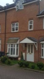 Thumbnail 4 bed terraced house to rent in Netherhouse Close, Great Barr