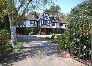 Thumbnail 5 bed detached house for sale in Silverdale Avenue, Walton-On-Thames