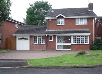 Thumbnail 5 bed detached house for sale in Golson Close, Sutton Coldfield, West Midlands