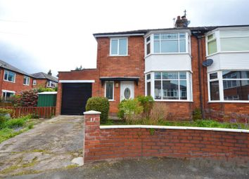 Thumbnail 3 bedroom semi-detached house for sale in Ringley Grove, Bolton
