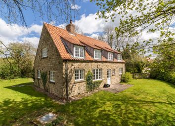 Thumbnail 4 bed detached house for sale in Crambe, York