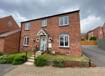 Thumbnail 4 bed link-detached house for sale in Nine Riggs Square, Birstall, Leicester