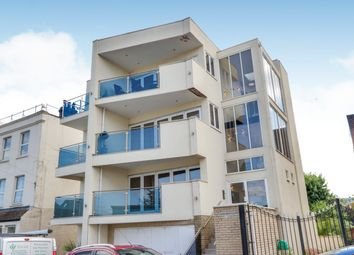 Thumbnail 2 bed flat for sale in Camper Road, Southend-On-Sea