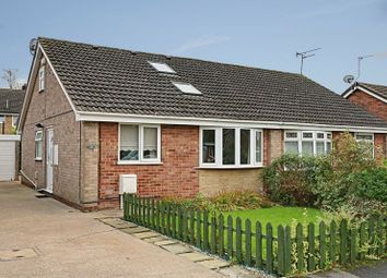 Thumbnail 4 bedroom semi-detached bungalow for sale in Hansard Drive, Gilberdyke, Brough