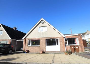 Thumbnail 4 bed link-detached house for sale in Heol Alun, Waunfawr, Aberystwyth