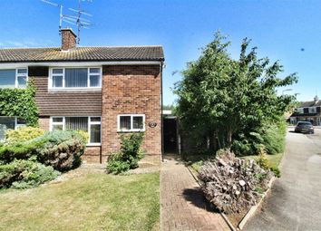 Thumbnail 3 bed semi-detached house for sale in Caxton Road, Old Wolverton, Milton Keynes