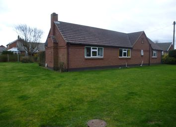 Thumbnail 3 bed detached bungalow for sale in Eden Close, Bacton, Norwich