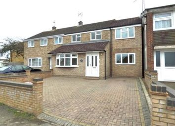 Thumbnail 4 bed semi-detached house for sale in Westminster Drive, Bletchley, Milton Keynes, Buckinghamshire