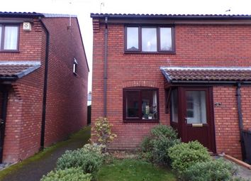 Thumbnail 2 bed property to rent in Knatchbull Close, Romsey