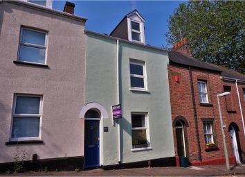Thumbnail 3 bedroom town house for sale in East John Walk, Exeter