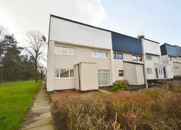 Thumbnail 4 bedroom end terrace house for sale in 15 Wellwood, Kilwinning