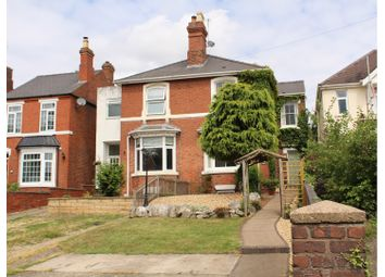 Thumbnail 2 bed semi-detached house for sale in Prospect Road, Stourport-On-Severn