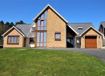 Thumbnail 5 bed detached house for sale in Caer Wylan, Llanbadarn Fawr, Aberystwyth