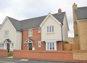 Thumbnail 2 bed end terrace house for sale in Grange Road, Tiptree, Colchester