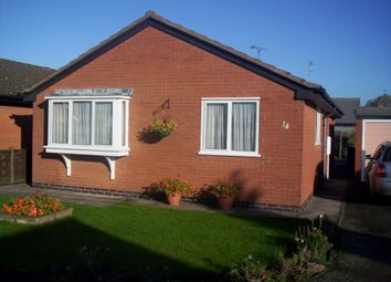 Thumbnail 2 bed bungalow to rent in Shenton Close, Thurmaston