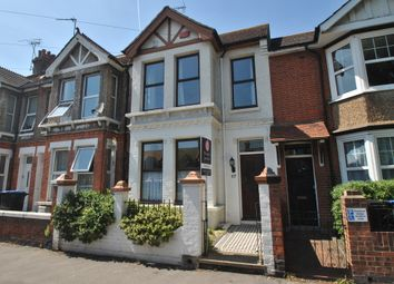 Thumbnail 3 bed terraced house for sale in Dumpton Park Drive, Ramsgate