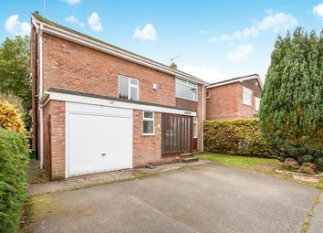 Thumbnail 4 bed detached house for sale in Sandown Crescent, Cuddington, Northwich