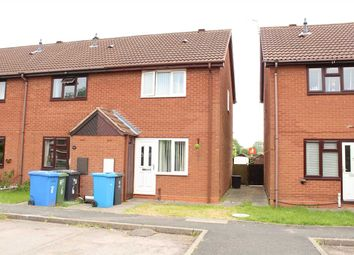 Thumbnail 2 bed end terrace house for sale in Tamar Grove, Perton, Wolverhampton