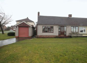 Thumbnail 1 bed semi-detached bungalow to rent in The Oval, West Cornforth, Ferryhill