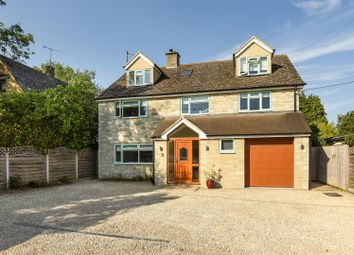 Thumbnail 6 bed detached house for sale in The Furlong, Downs Road, Standlake, Witney