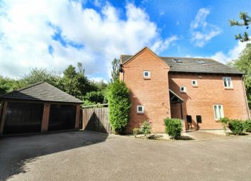 Thumbnail 5 bed detached house to rent in Cadeby Court, Broughton, Milton Keynes