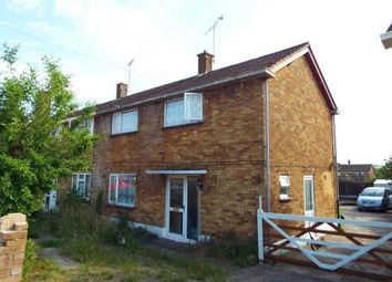 Thumbnail 3 bed semi-detached house for sale in Graham Road, Dunstable, Bedfordshire
