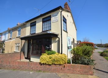 Thumbnail 3 bed end terrace house for sale in The Street, Blundeston, Lowestoft