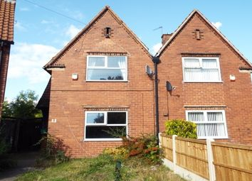 Thumbnail 3 bed property to rent in Ravensdale Road, Mansfield
