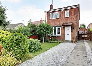 Thumbnail 3 bed detached house for sale in Hazel Drive, Wingerworth, Chesterfield, Derbyshire