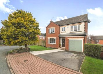 Thumbnail 4 bed detached house for sale in Saffron Meadow, Killinghall, Harrogate