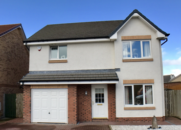 Thumbnail 4 bed detached house for sale in Cochrane Grove, Redding, Falkirk