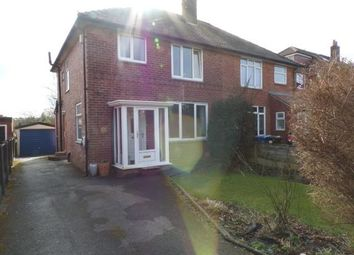 Thumbnail 3 bedroom semi-detached house for sale in Castleton Road, Hazel Grove, Stockport, Cheshire