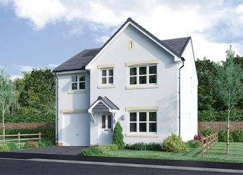 "Thumbnail 4 bed detached house for sale in ""Haig"" at Queen Mary Avenue, Clydebank"