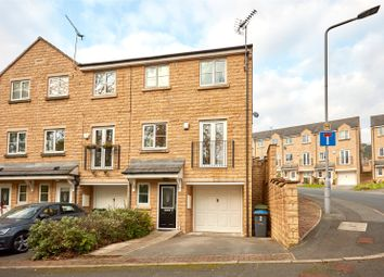 Thumbnail 3 bed end terrace house for sale in Lisset Mews, East Morton, Keighley, West Yorkshire