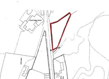 Thumbnail Land for sale in Land At Stanedge, Off The B5067 Darley Road, Chesterfield, Derbyshire