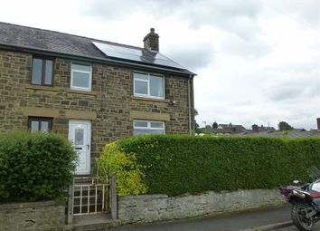Thumbnail 3 bed end terrace house for sale in Jubilee Street, New Mills, Derbyshire