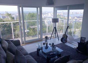 Thumbnail 2 bedroom flat for sale in Trem Elai, Penarth Heights