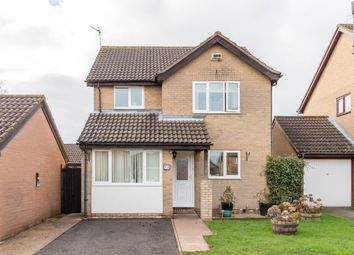 Thumbnail 3 bed detached house for sale in Orwell Close, Wellingborough