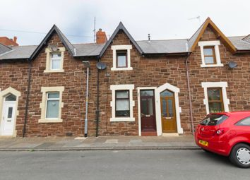 Thumbnail 2 bed terraced house to rent in South Row, Barrow-In-Furness, Cumbria