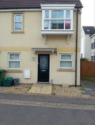 Thumbnail 1 bedroom flat to rent in Dragonfly Close, Kingswood